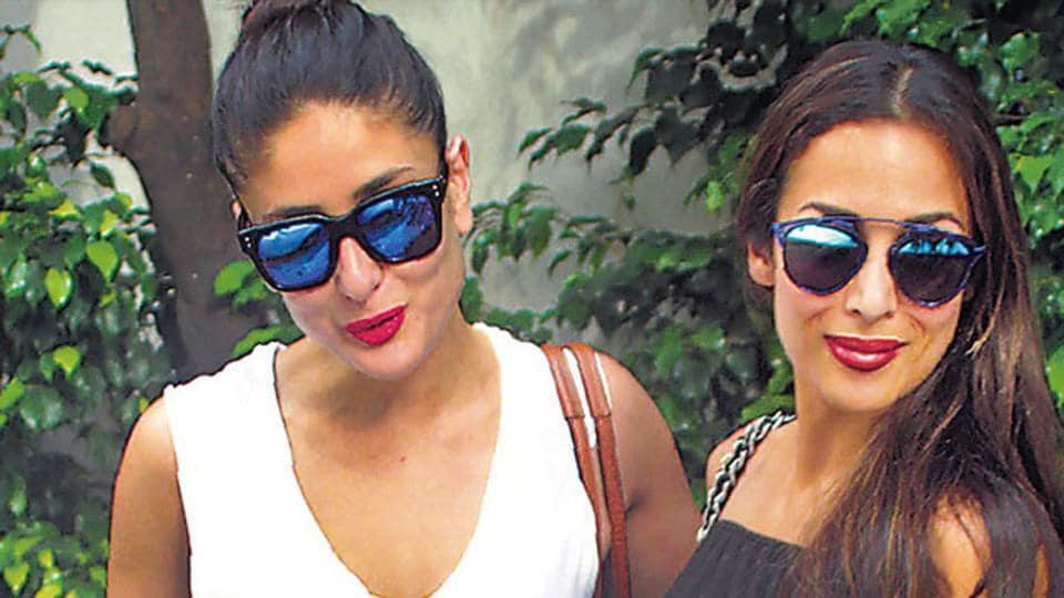 Kareena Kapoor Khan,Malaika Arora,BFFs With Vogue