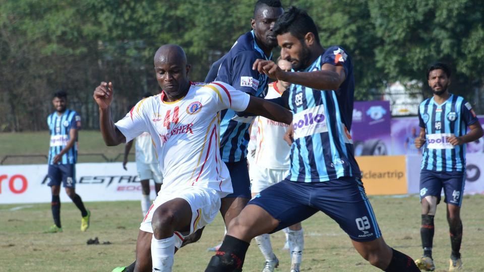 I-League,Neroca FC,Minerva Punjab FC