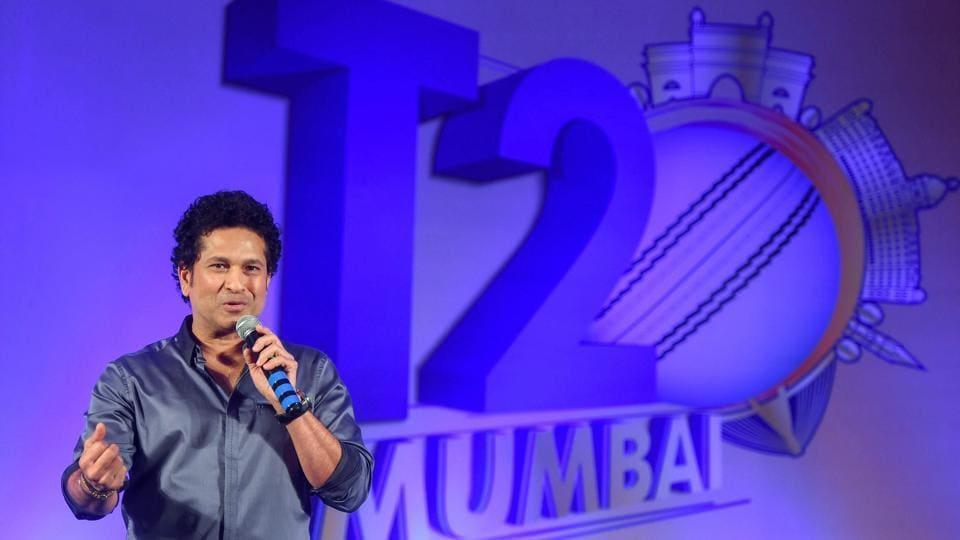 T20 Mumbai League,Sachin Tendulkar,Ranji Trophy