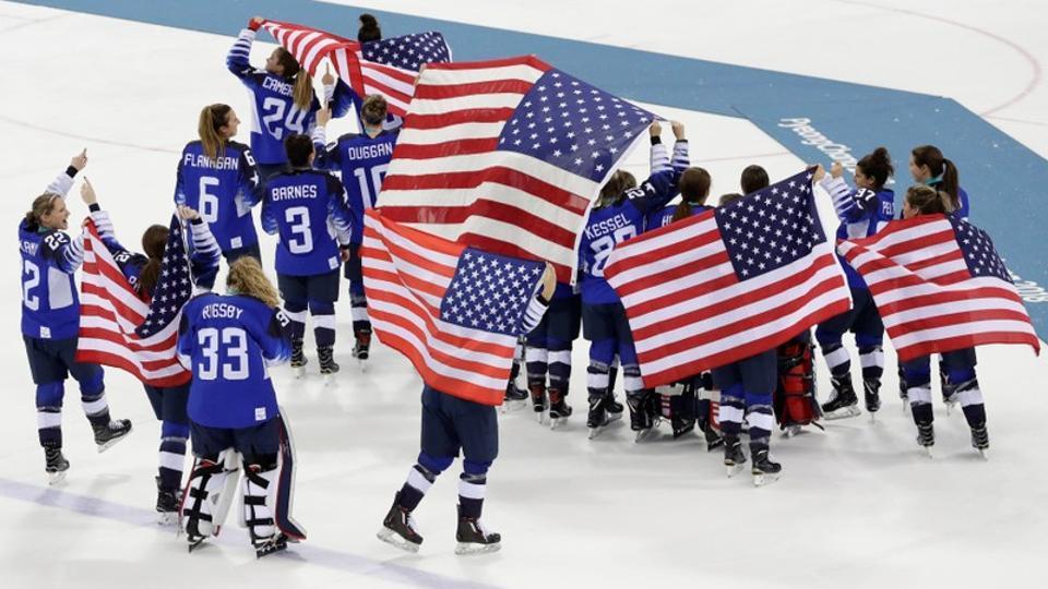 Pyeongchang 2018,Pyeongchang 2018 Olympics,USA