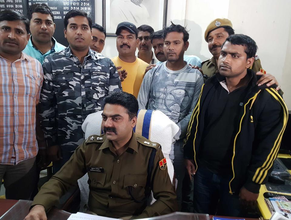 Rajasthan news,gold robbery,Mannapuram Gold Loan company in Kota