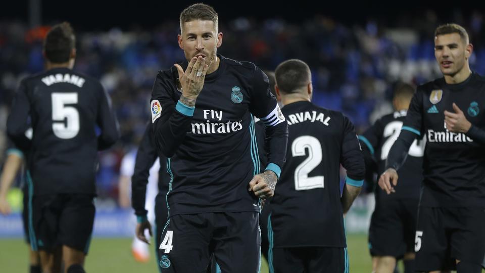 Real Madrid,Leganes,La Liga