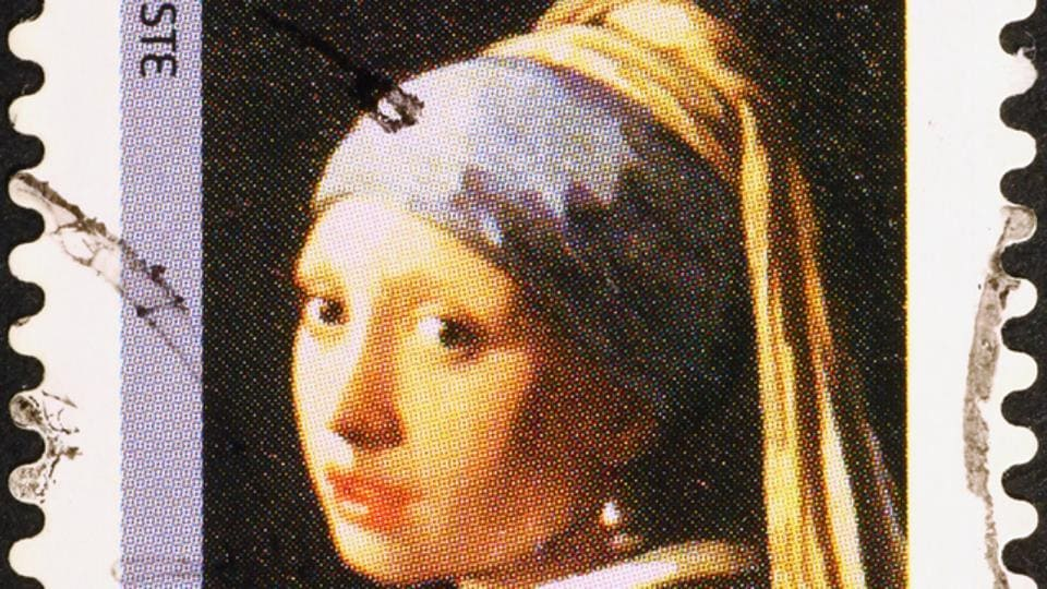 Girl with Pearl Earring,Dutch painter,Johannes Vermeer