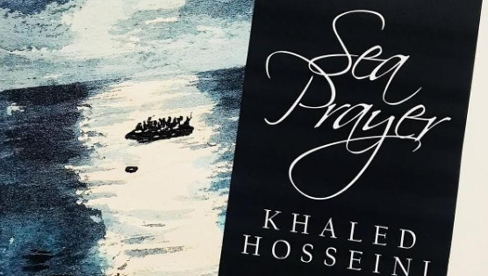 Khaled Hosseini,Khaled Hosseini new book,Khaled Hosseini Sea Prayer