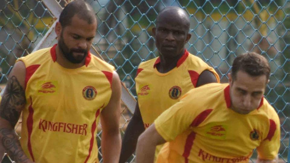 I-League,East Bengal,Chennai City FC