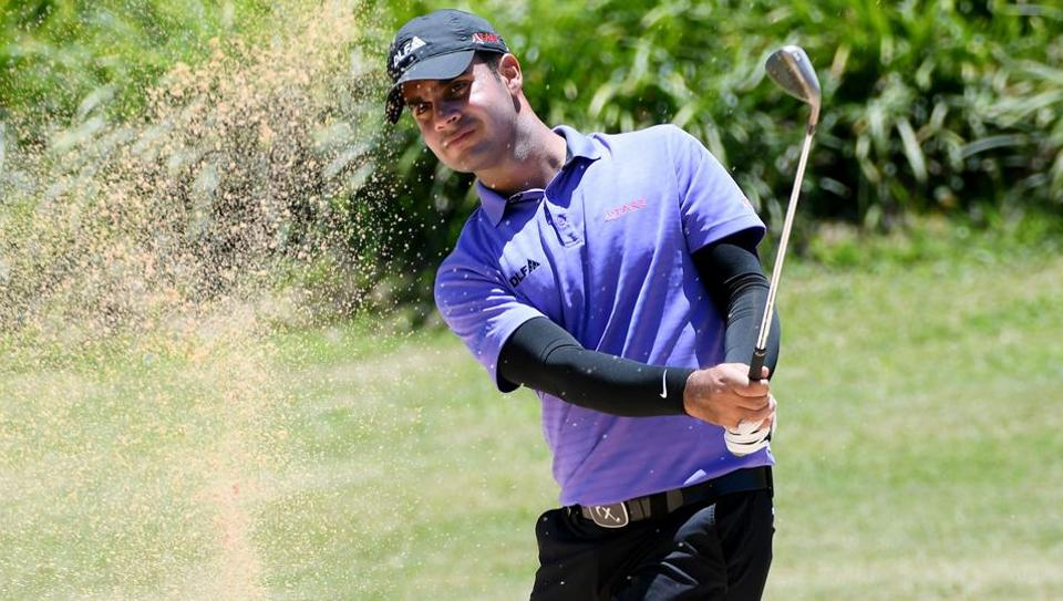 Shubhankar Sharma of India and compatriot SSP Chawrasia both missed the cut at the Qatar Masters on Friday.
