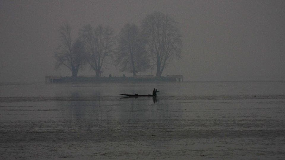 Srinagar,Air quality,Pollution