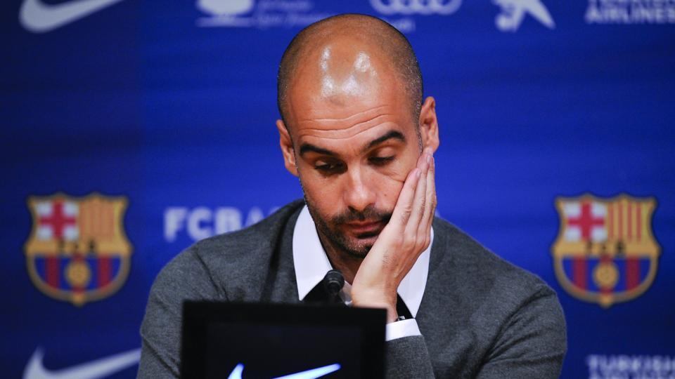 Guardiola Charged By English FA For Yellow Ribbon Protest