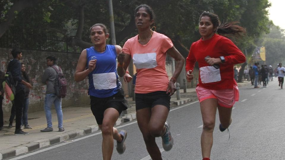The New Delhi marathon will be last chance for men and women to qualify for the CWG, which starts on April 4. The qualifying time time of 2:12.50 for men and 2:30.14 for women will need the athletes to set their personal bests. (Image for representational purposes)