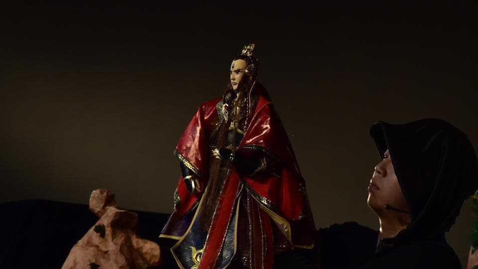 Chinese folklore,Paper Monkey Theatre,Singapore