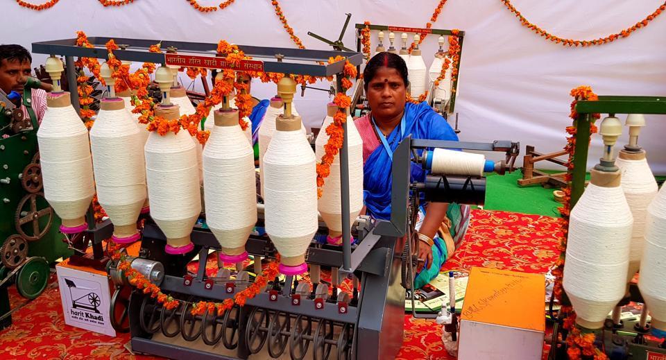 Uttar Pradesh: Tapping solar power to spin success | lucknow