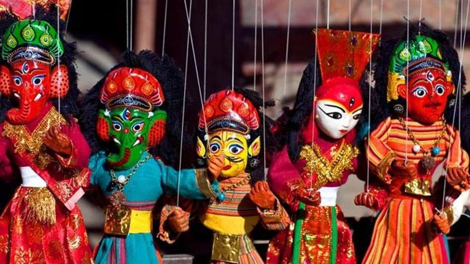 The shows will highlight traditional as well as modern forms of puppetry, and genres like rod and string puppetry.