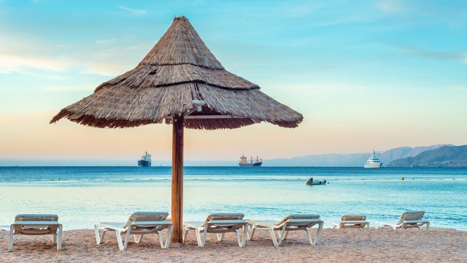 Eilat Israel Beach