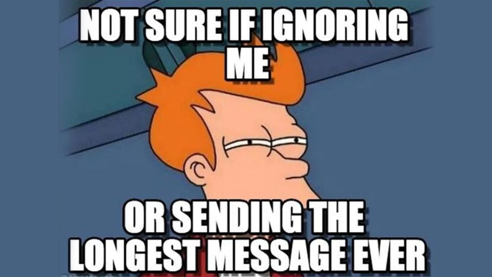 How technology creates stress,How text messaging causes friction in relationships,Excessive texting is not good for your relationship