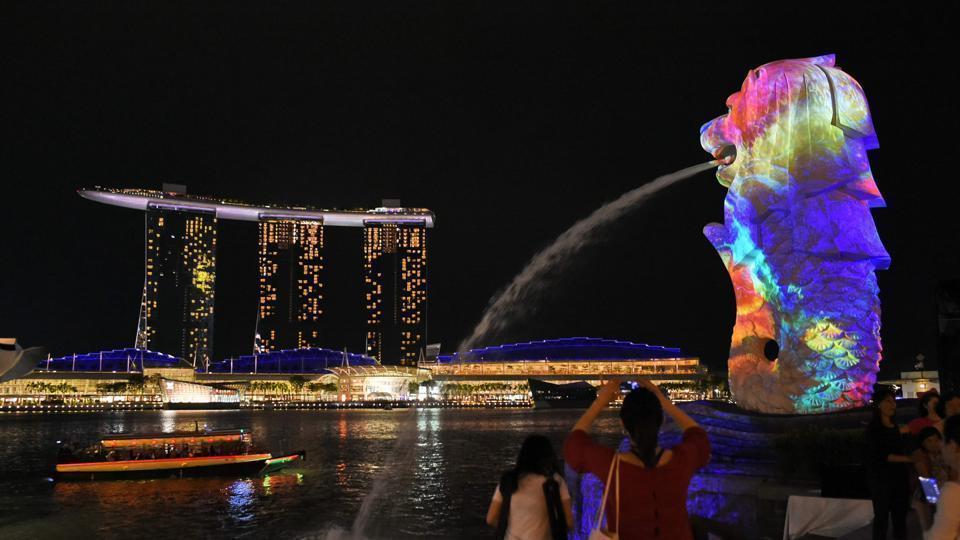 Singapore,Travel,Favourite travel destination for Indians