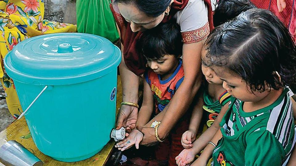 Sanitation,Stunting,Child deaths