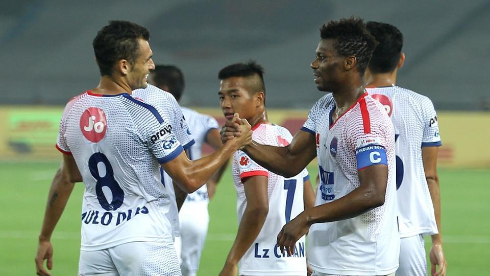 Delhi Dynamos,ATK,Indian Super League