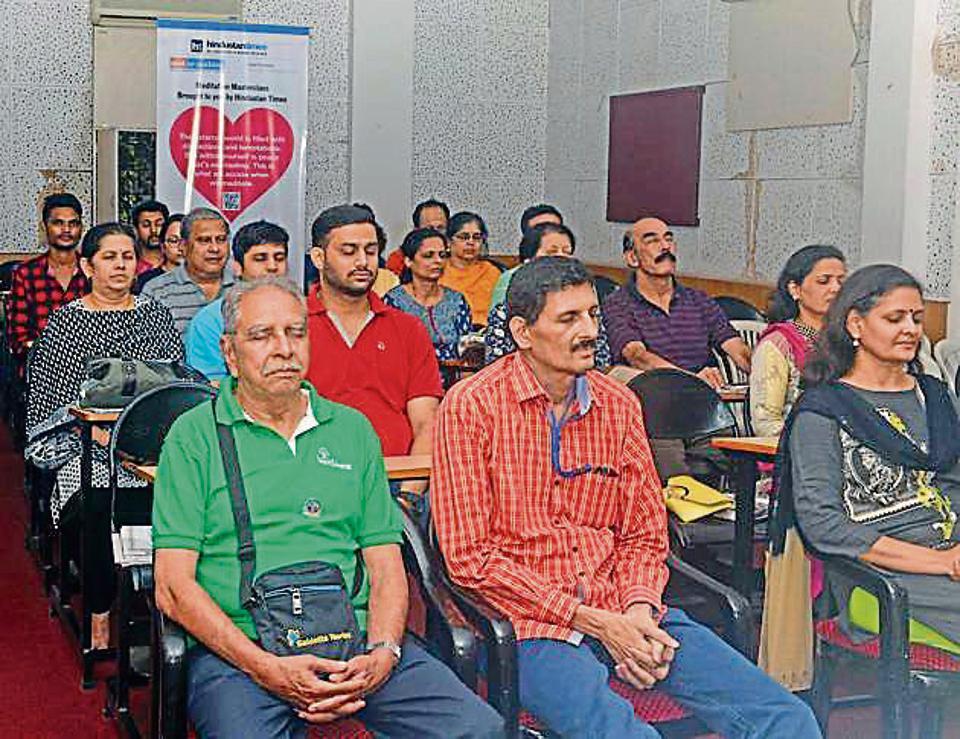 Pune,hinudstan times,Heartfulness Meditation Masterclass