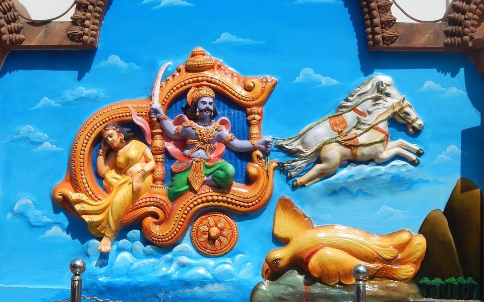 SheBaba,Renuka Naryanan,Ramayana