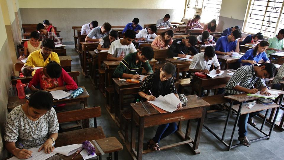 Mass cheating,Class 12 board exams,Uttar Pradesh
