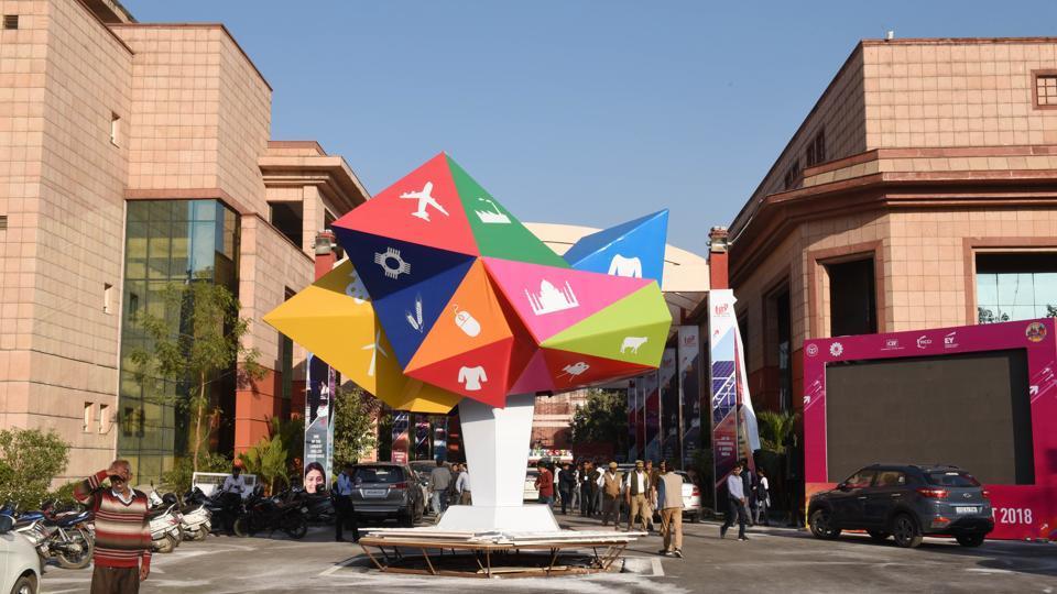 UP Investors' Summit,Indira Gandhi Prathisthan Lucknow,Uttar Pradesh