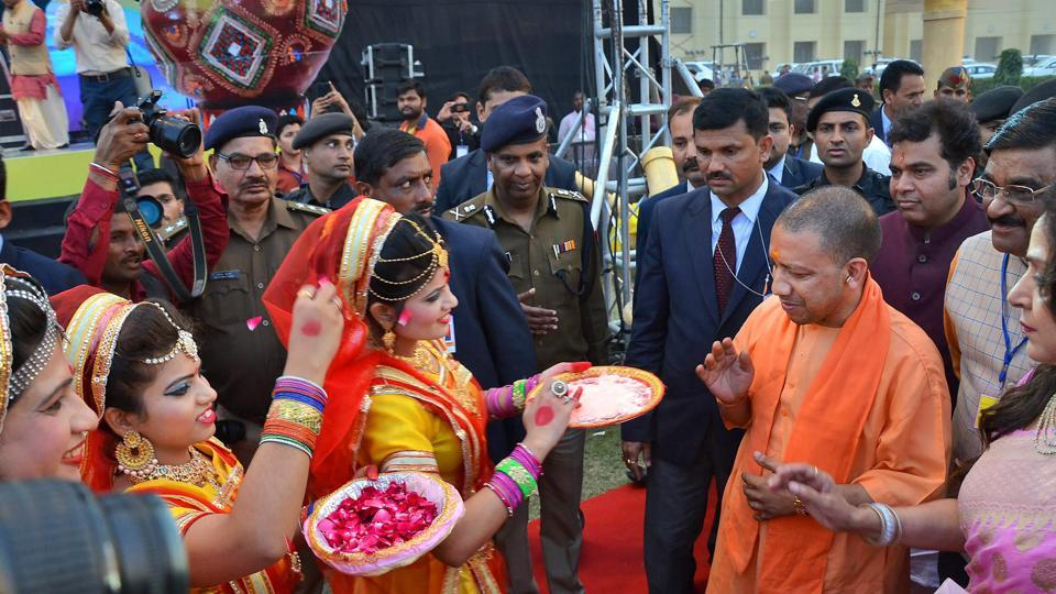 Mathura towns to be promoted as 'pilgrimage destination': Adityanath