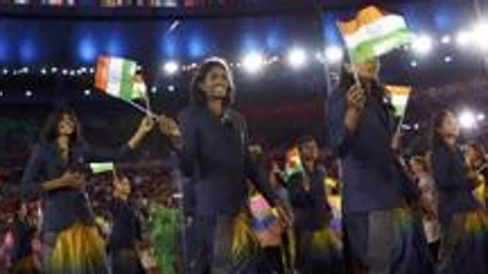 Commonwealth games 2018,Gold Coast,Indian contingent