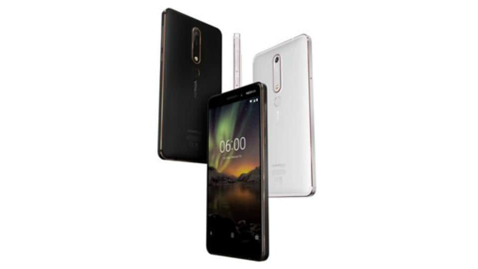 Nokia 7 Plus features a 6-inch 18:9 aspect ratio display.