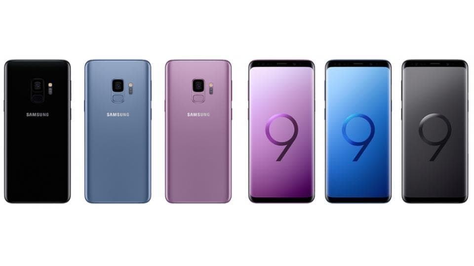 Galaxy S9, Galaxy S9+ launched