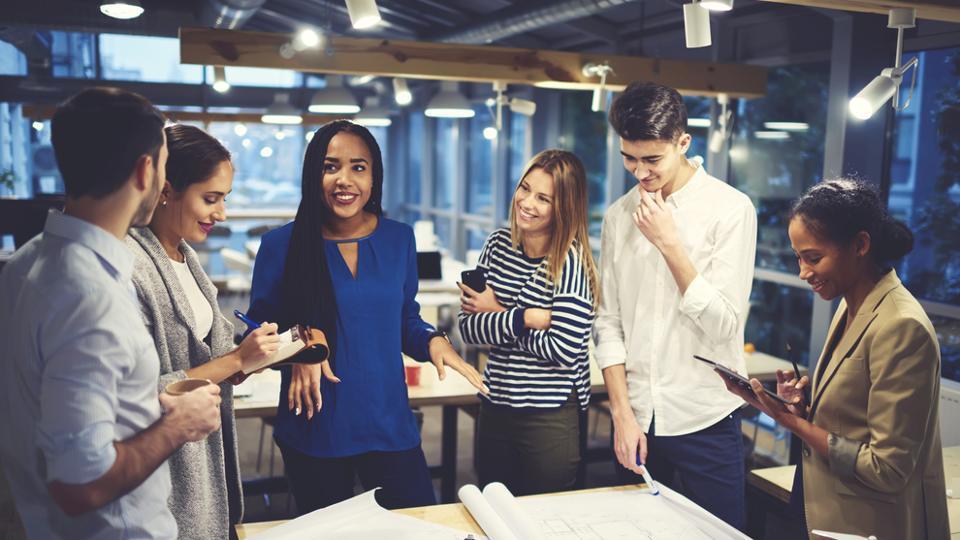 Diverse Employees,Communities,Profitable Company