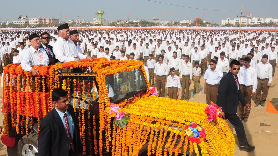 Mohan Bhagwat,RSS,RSS chief