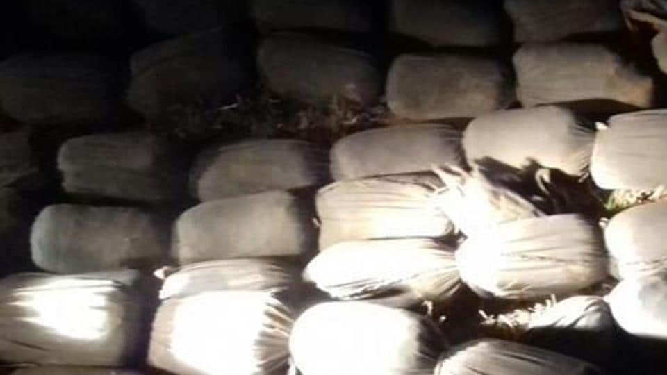 Punjab Police,smuggling,contraband