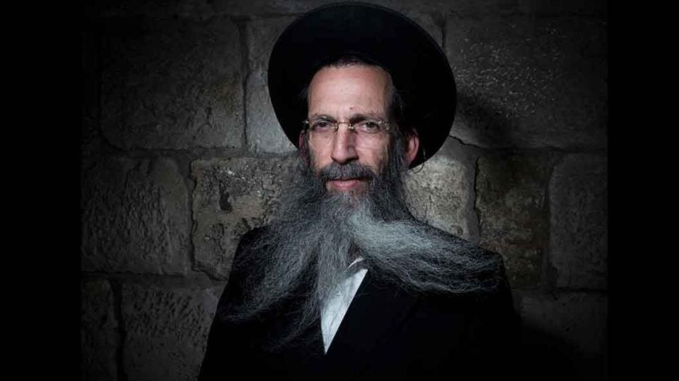 Facial hair is trendy worldwide these days, but in Jerusalem beards have never gone out of style, projecting religious mysticism, nationalism and ideals of masculinity. And in Jerusalem's Old City, the beards of Orthodox Jews, Christian clerics and devout Muslims can range from political statements to reflections of social mores. (Oded Balilty / AP)