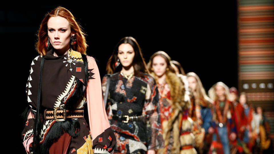 Milan Fashion Week,Versace,Cavalli