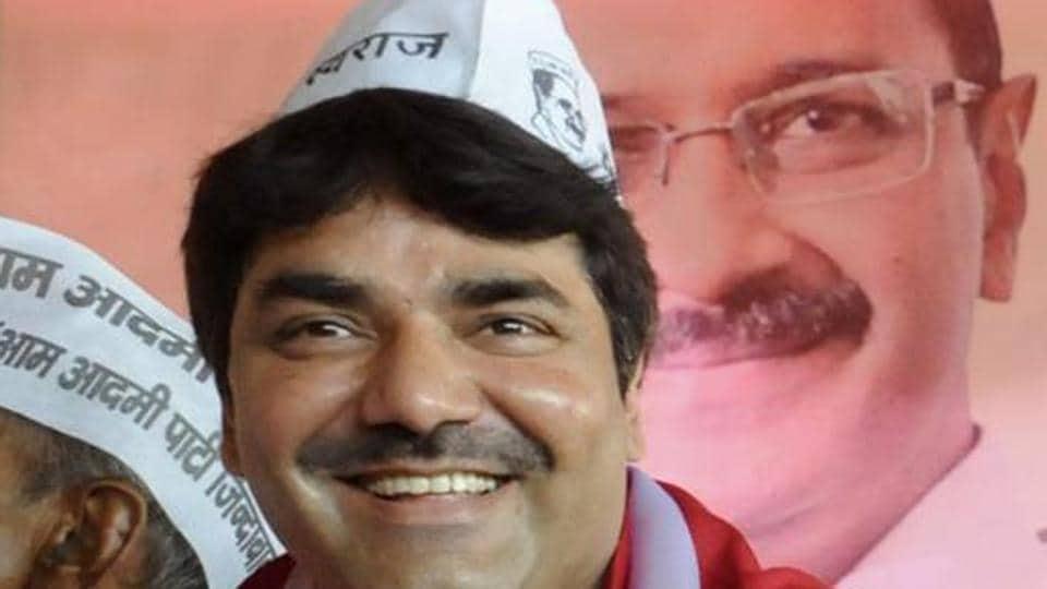 AAP,AAP MLA,Aam Aadmi Party MLA