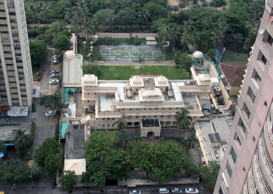 Cyrus Poonawalla bought the two-acre Lincoln House, constructed by the Maharajah of Wankaner in 1938 for ₹750 crore.