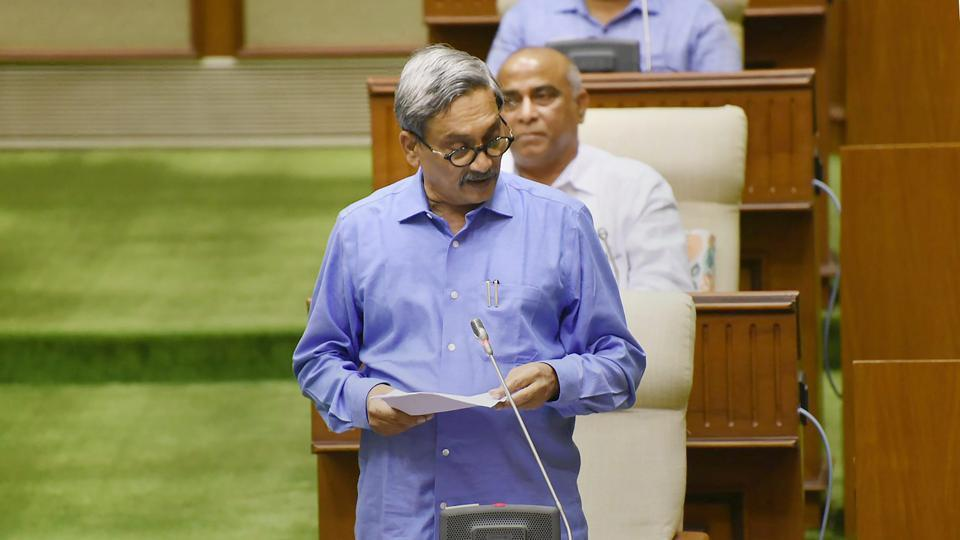 Manohar Parrikar,Goa Medical College and Hospital,Manohar Parrikar health