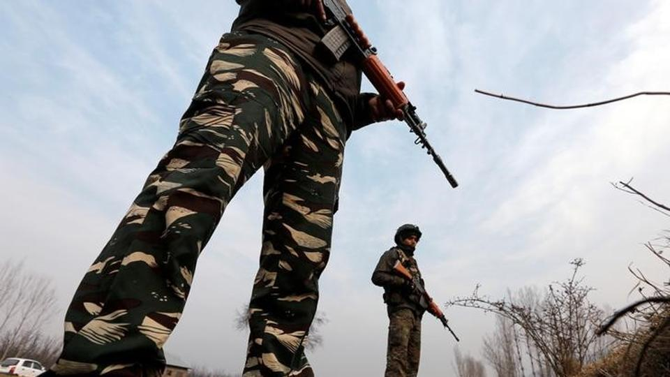 Central Reserve Police Force,CRPF,Militants