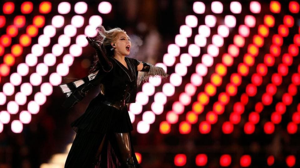 MILCK performs during the closing ceremony. (REUTERS)