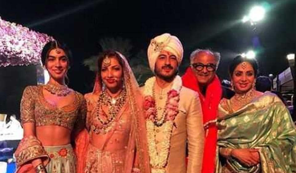 Sridevi was in Dubai to attend her nephew Mohit Marwah's wedding when she died following a cardiac arrest.