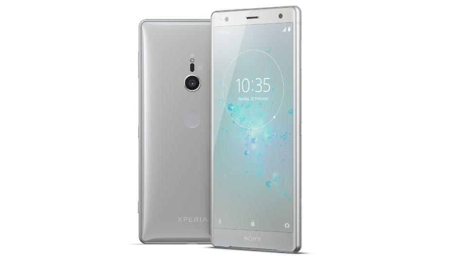 Sony Xperia XZ2 features a 5.7-inch full HD+ HDR display.