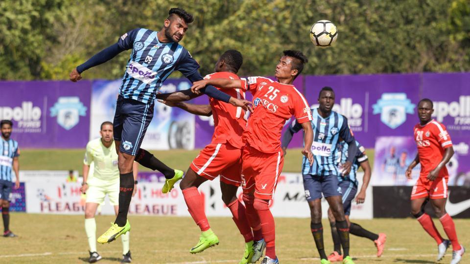I-League,Minerva Punjab FC,Minerva Punjab boycott