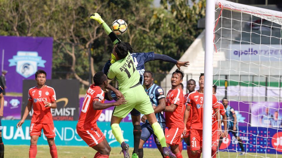 I-League,Minerva Punjab FC,Aizawl FC