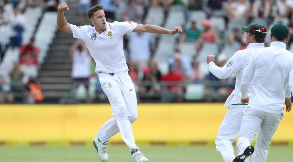 Morne Morkel has taken 294 Test wickets - including seven five-fors - and is currently the fifth highest all-time wicket-taker for South Africa in Test matches.