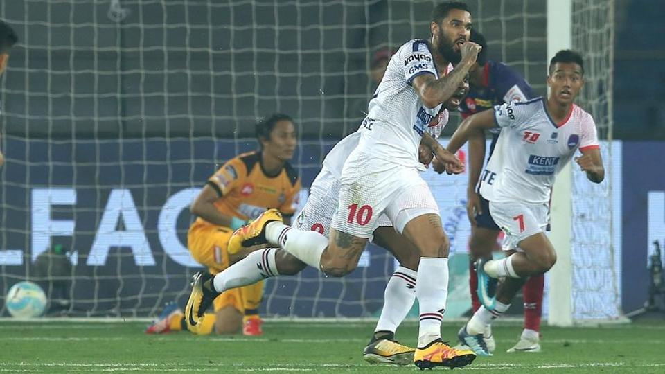 Delhi Dynamos FC are out of contention for an Indian Super League play-off berth.