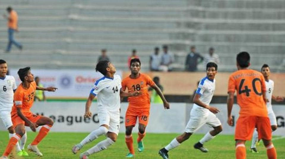 Indian Arrows FC are bottom-placed in the I-League, however they are in no danger of relegation.