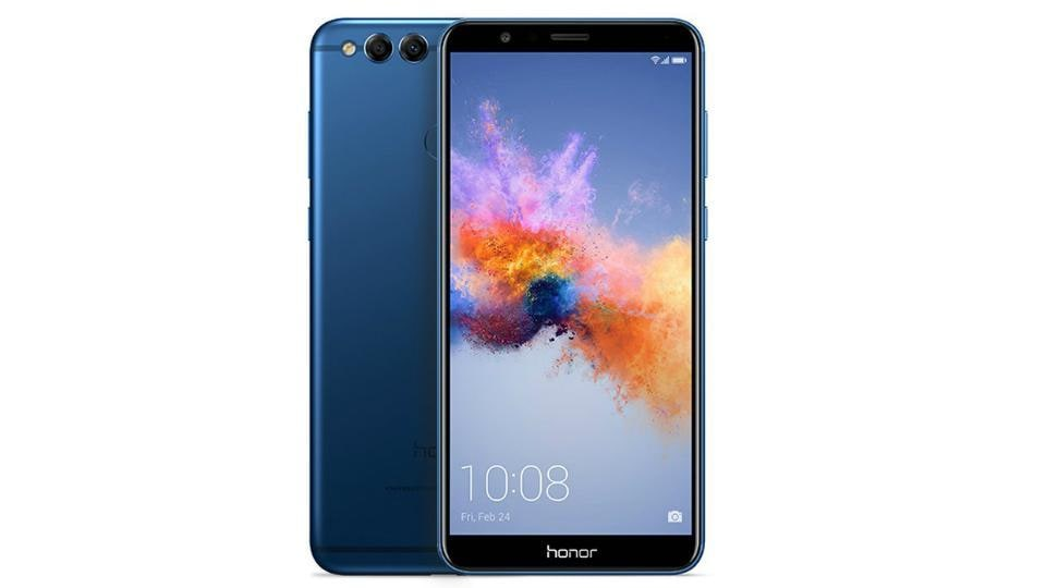 Honor 7X,Honor 7X Face Unlock,Honor 7X India
