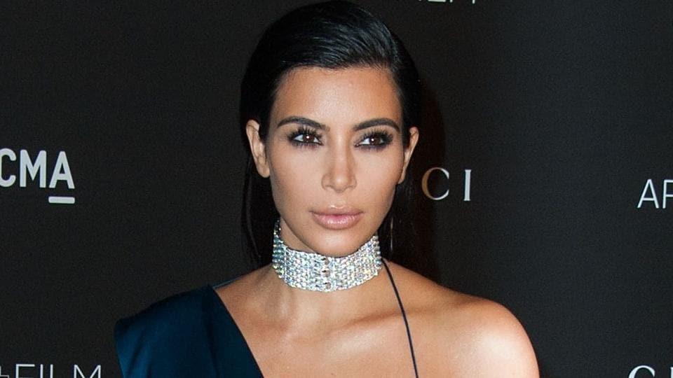 Kim Kardashian,Kim Kardashian West,Vogue India