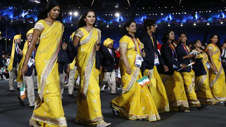 2018 Commonwealth Games,2018 Commonwealth Games opening ceremony,Commonwealth Games India