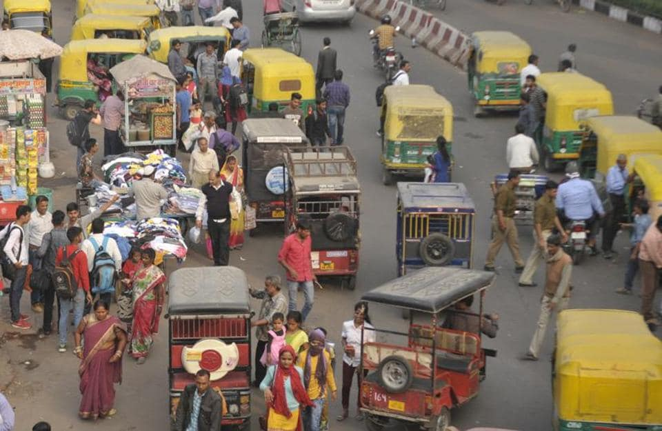 UP appears to have taken a cue from the Delhi government that had banned plying of e-rickshaws on 236 routes in the national capital in 2014.